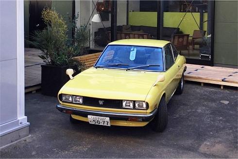 ISUZU 117 Coupe