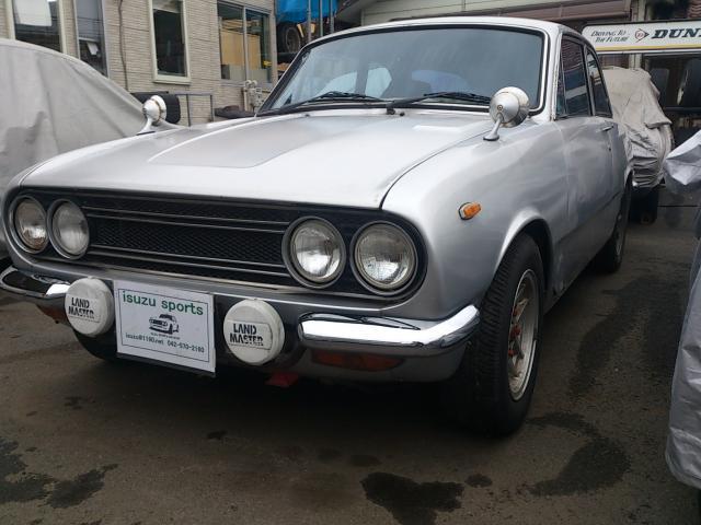 STOCK CARS | ISUZU SPORTS