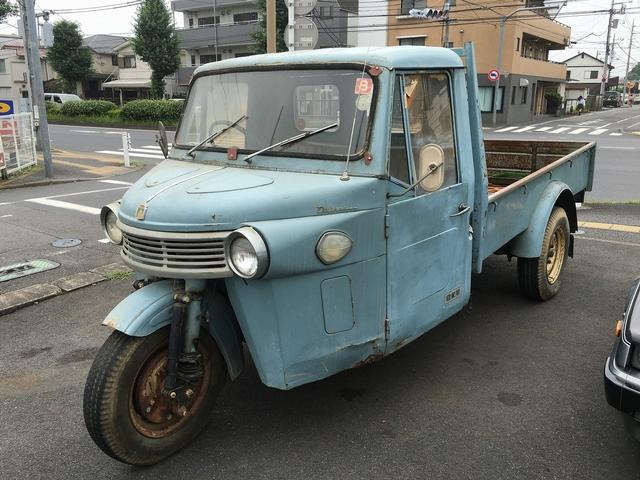 ダイハツ オート三輪 トラック