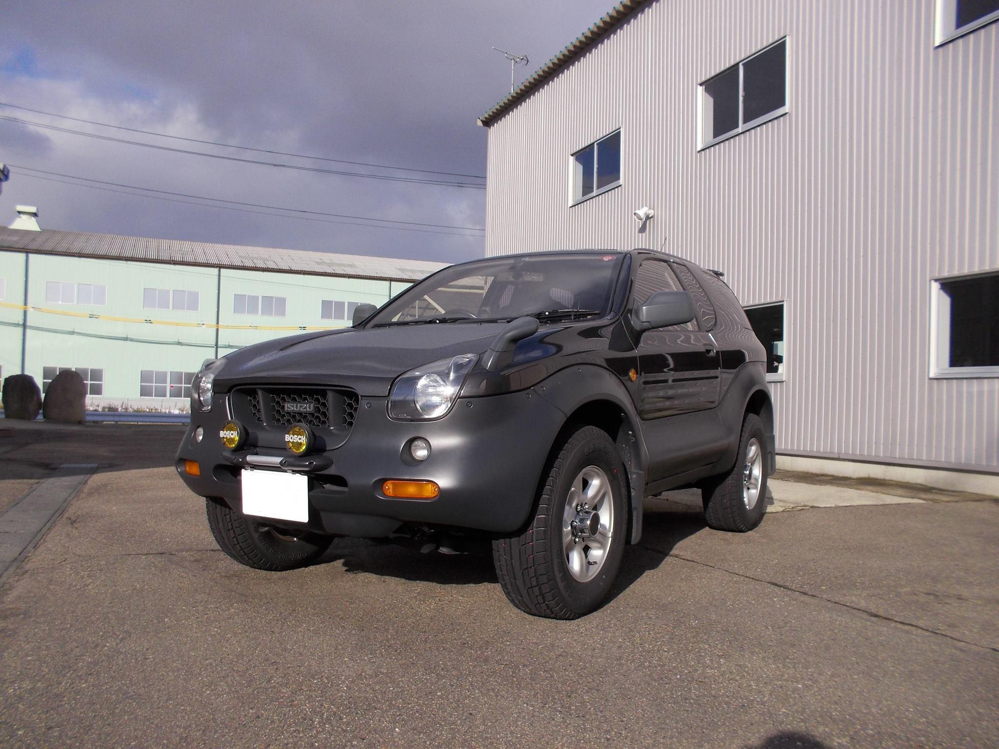 ★いすゞ ビークロス 3.2L 4WD UGS25DW