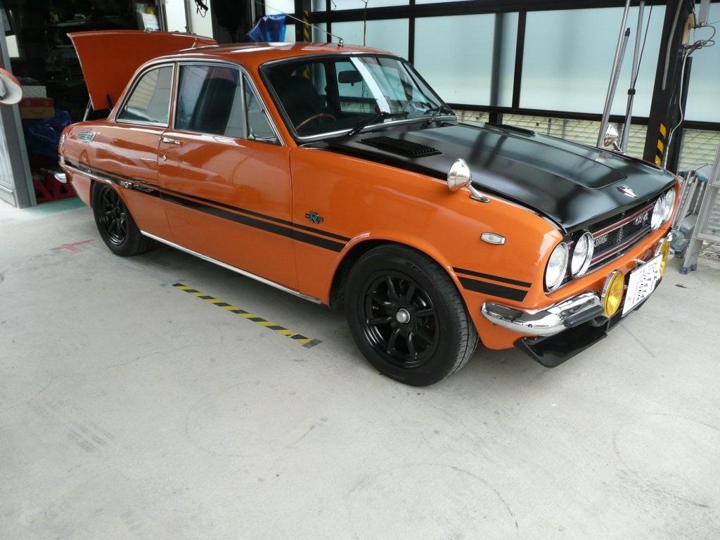 ☆ベレット 1600GT-typeR 1971年式