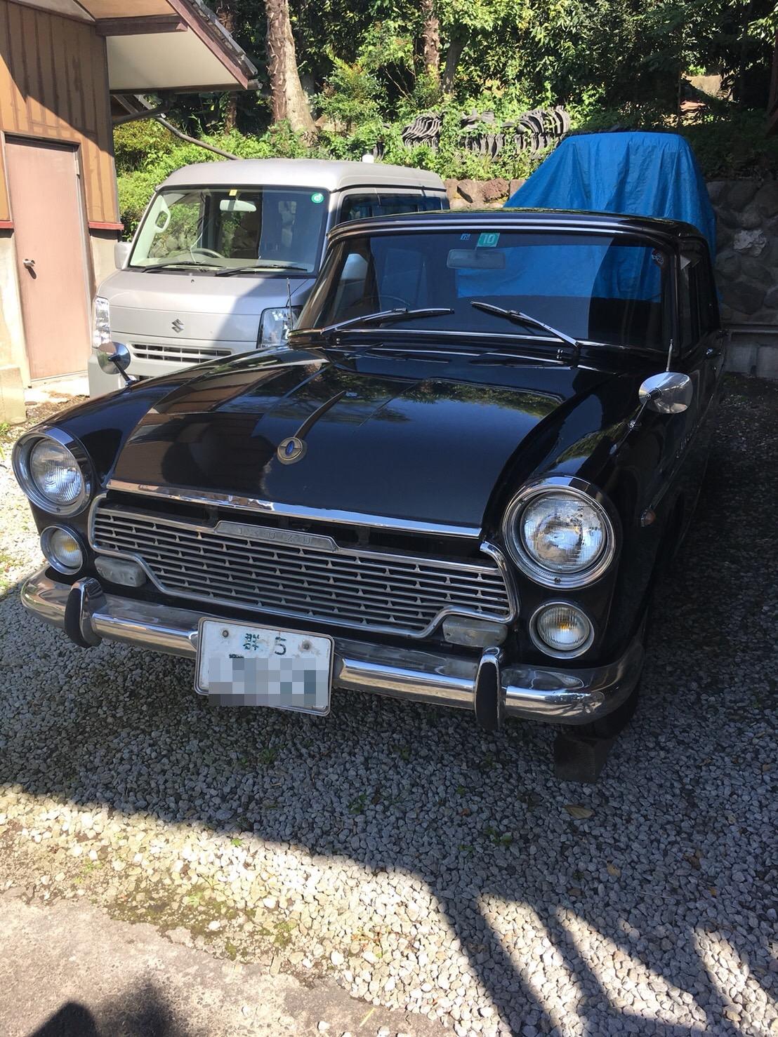 ☆希少車! いすゞ ベレル  ディーゼル 昭和39年式
