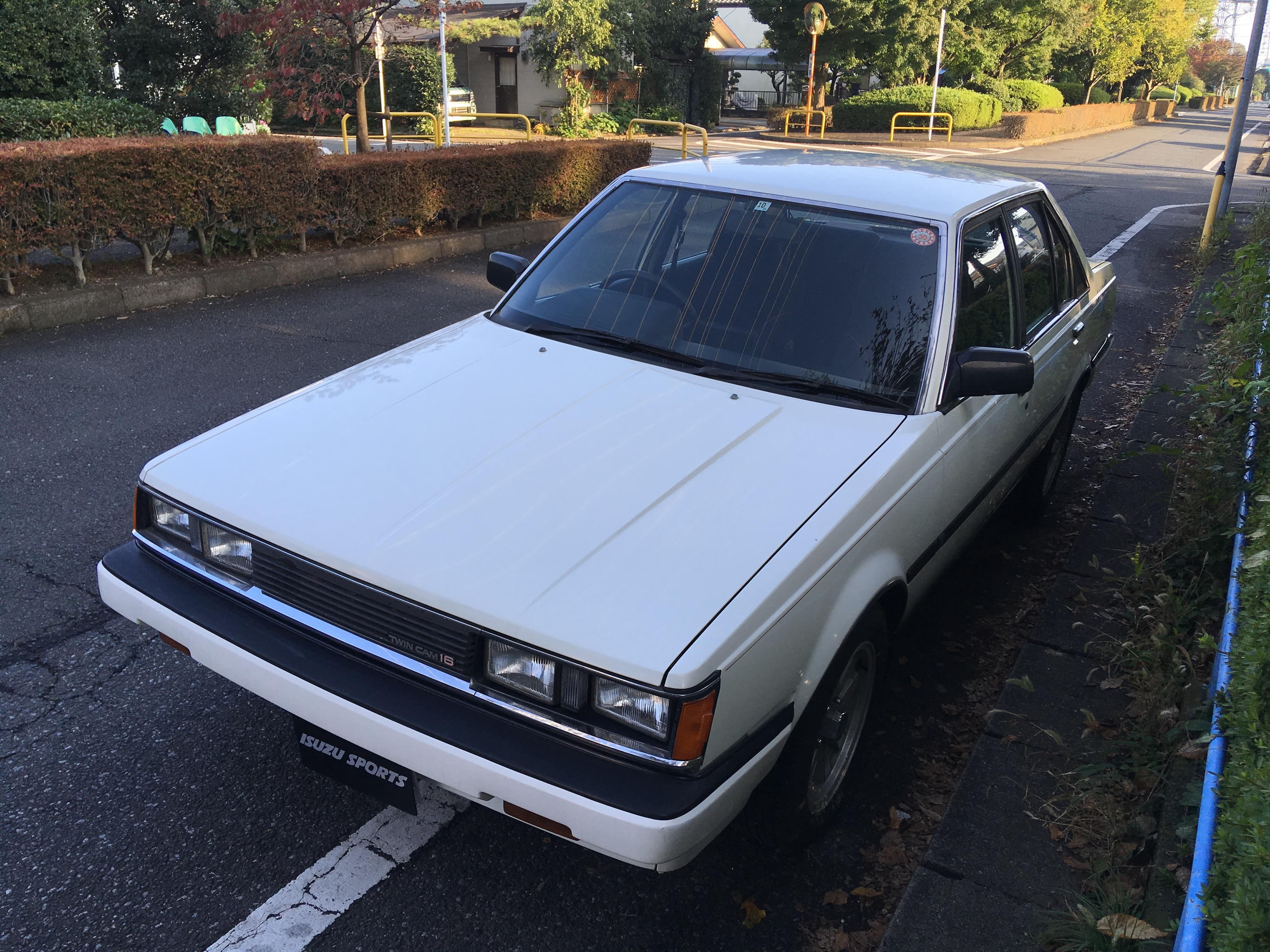 AA63 カリーナ GT-R