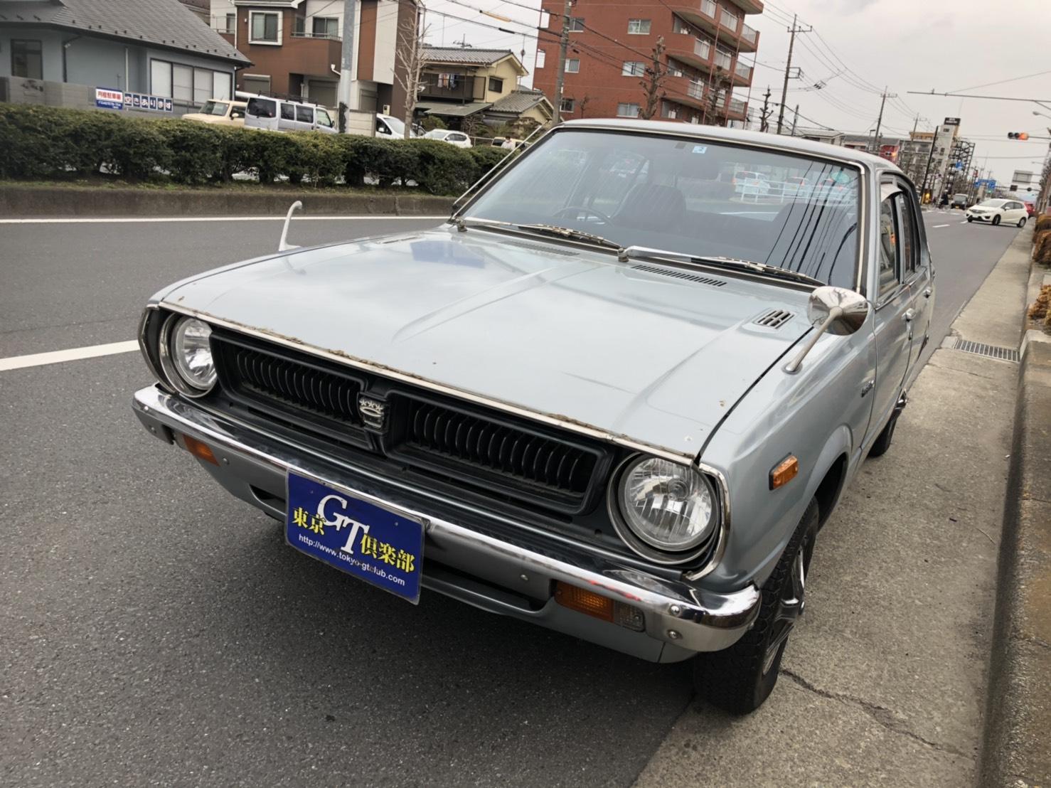 ☆トヨタ カローラ KE30 DX さんまるカローラ